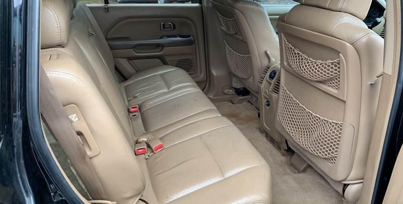 Honda Pilot 2005 price $5,488