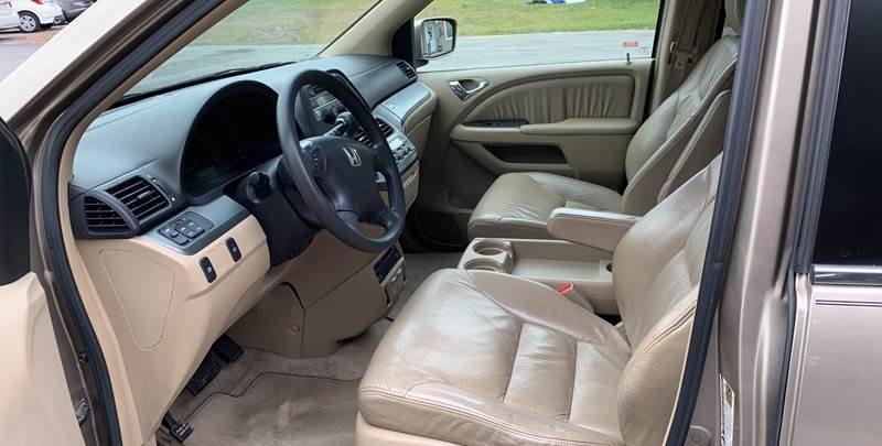 Honda Odyssey 2005 price $4,500