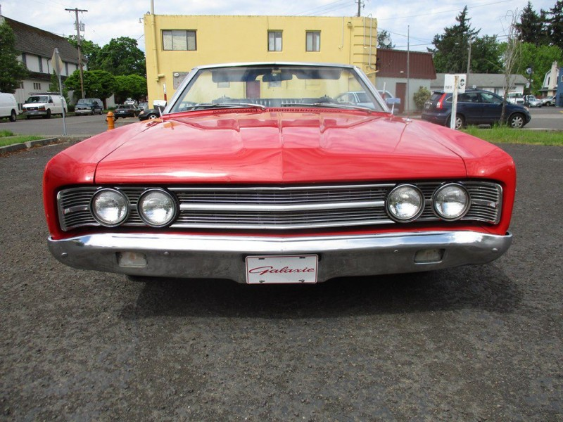 FORD GALAXIE 500 1969 price $10,500