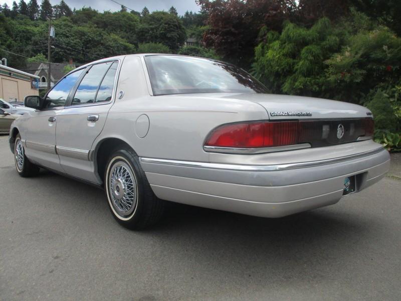 MERCURY GRAND MARQUIS 1992 price $3,000