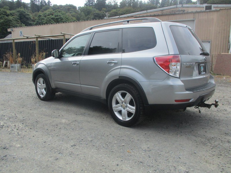 SUBARU FORESTER 2009 price $5,999