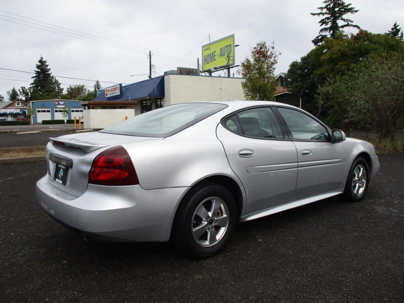 PONTIAC GRAND PRIX 2005 price $3,999