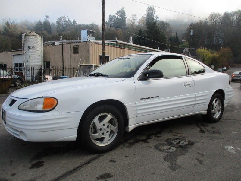 PONTIAC GRAND AM 1999 price $2,950