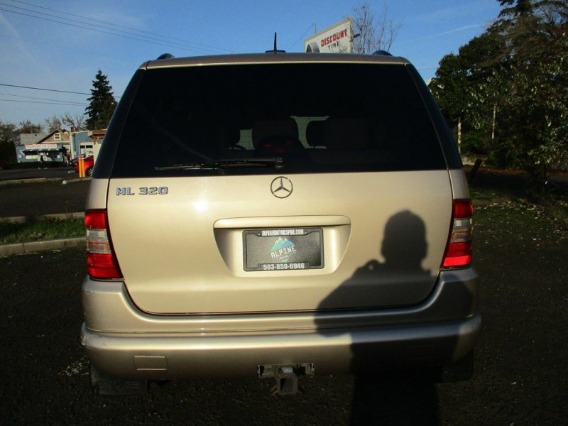 MERCEDES-BENZ ML 2001 price $4,999