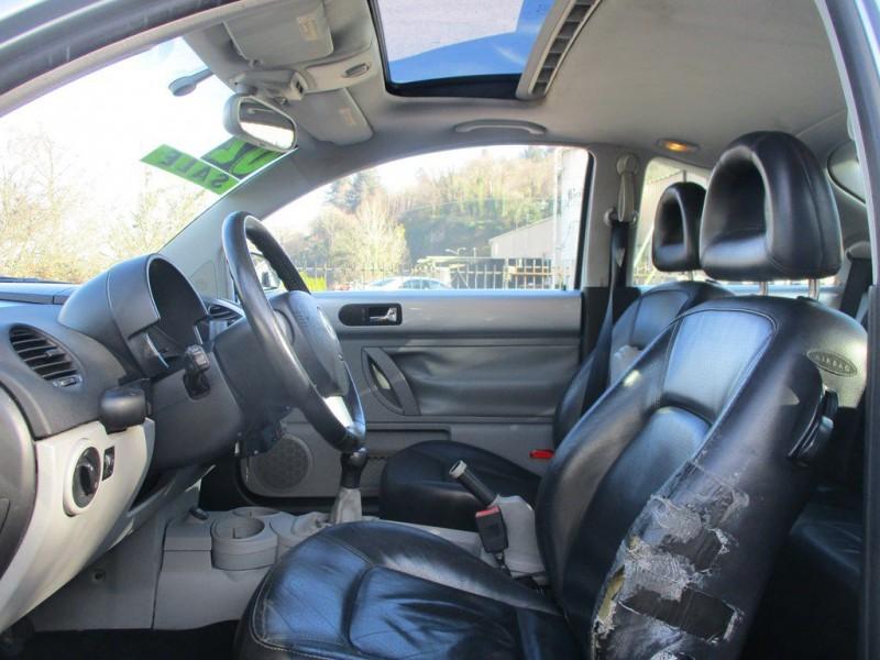 Volkswagen NEW BEETLE 2002 price $2,250