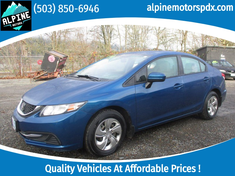 HONDA CIVIC 2014 price $8,999