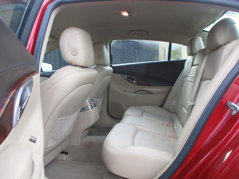 Buick LACROSSE 2012 price $10,500