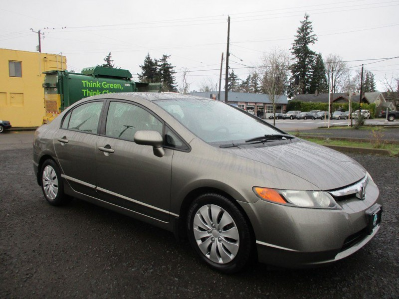 HONDA CIVIC 2007 price $5,999