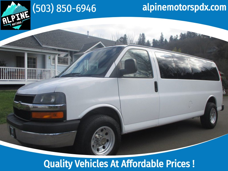 CHEVROLET EXPRESS G3500 2012 price $15,999