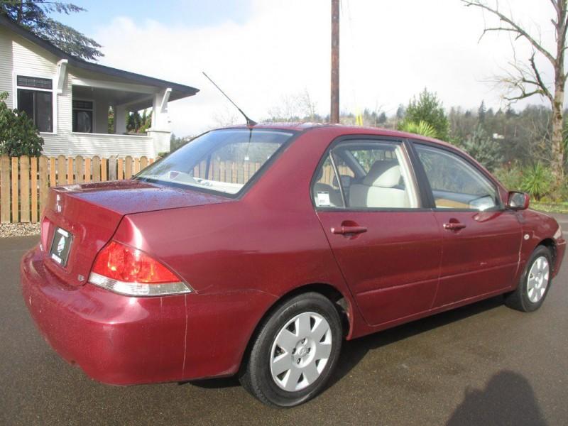 MITSUBISHI LANCER 2005 price $2,750