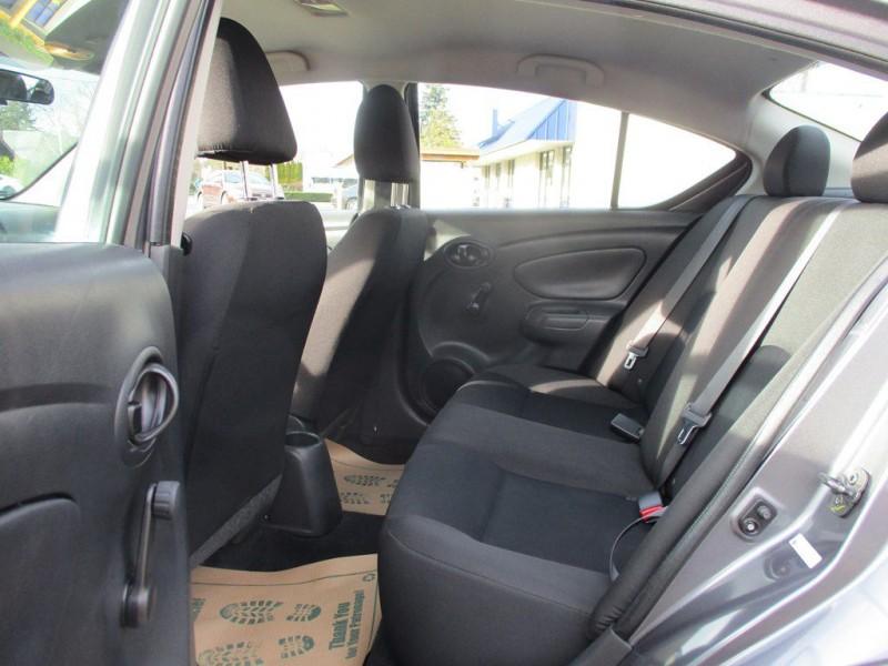 Nissan VERSA 2018 price $9,599