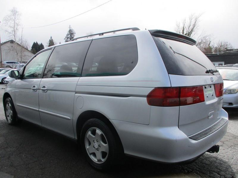 Honda ODYSSEY 2001 price $4,999