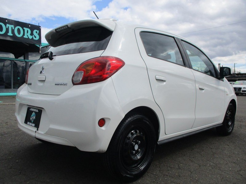 MITSUBISHI MIRAGE 2015 price $4,999