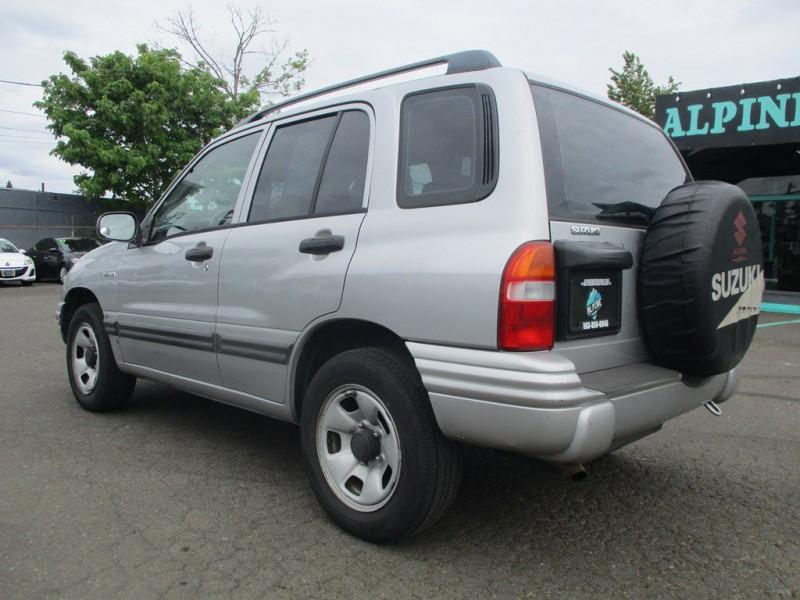 SUZUKI VITARA 2002 price $3,499