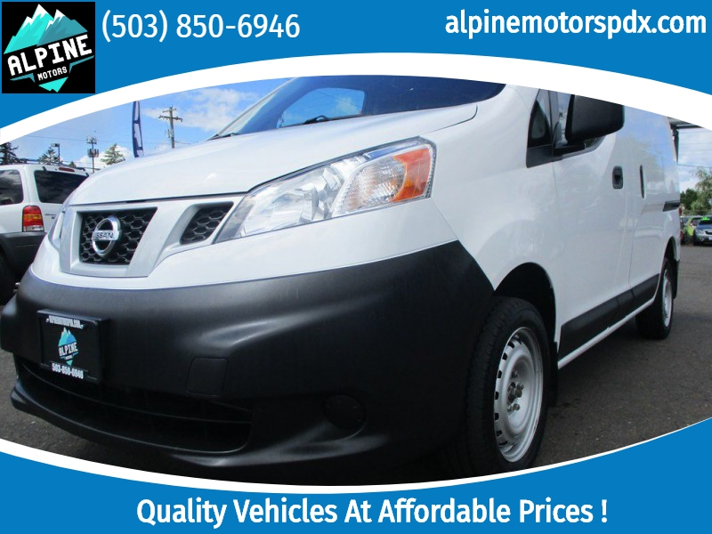 NISSAN NV200 2017 price $13,999
