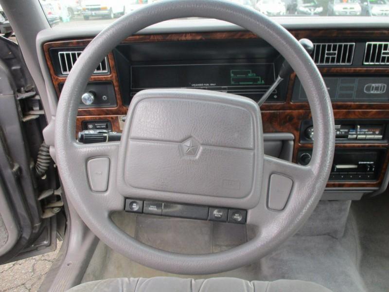 CHRYSLER LEBARON 1990 price $2,150