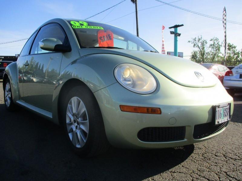 VOLKSWAGEN NEW BEETLE 2009 price $4,450