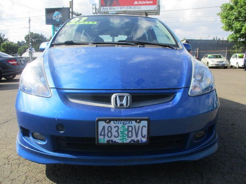 HONDA FIT 2007 price $4,999
