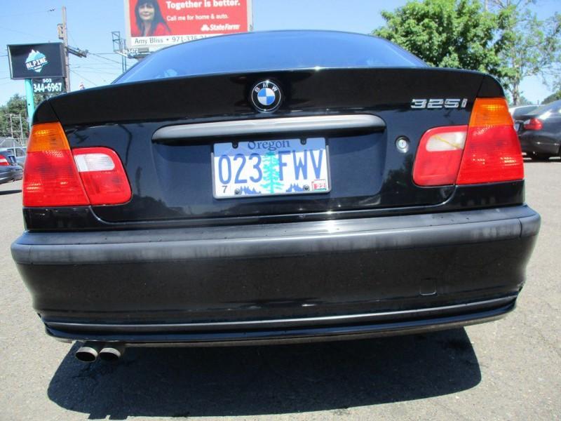 BMW 325 2001 price $4,999