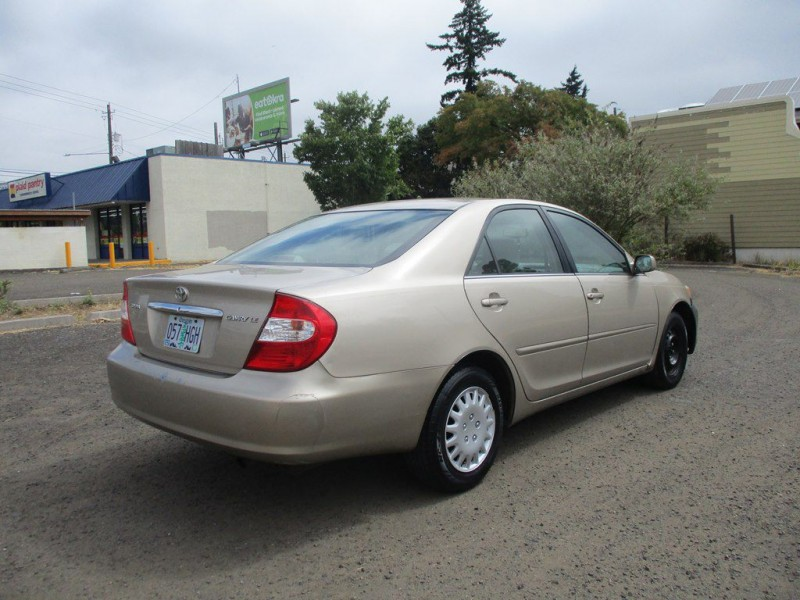 TOYOTA CAMRY 2004 price $2,999