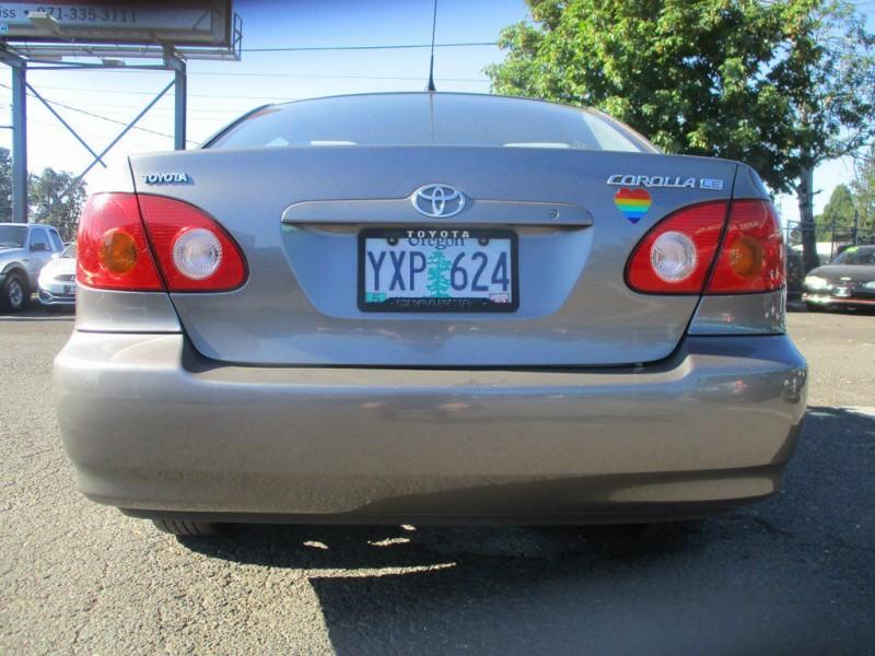 TOYOTA COROLLA 2003 price $4,500