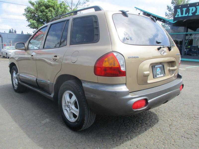 HYUNDAI SANTA FE 2004 price $3,999