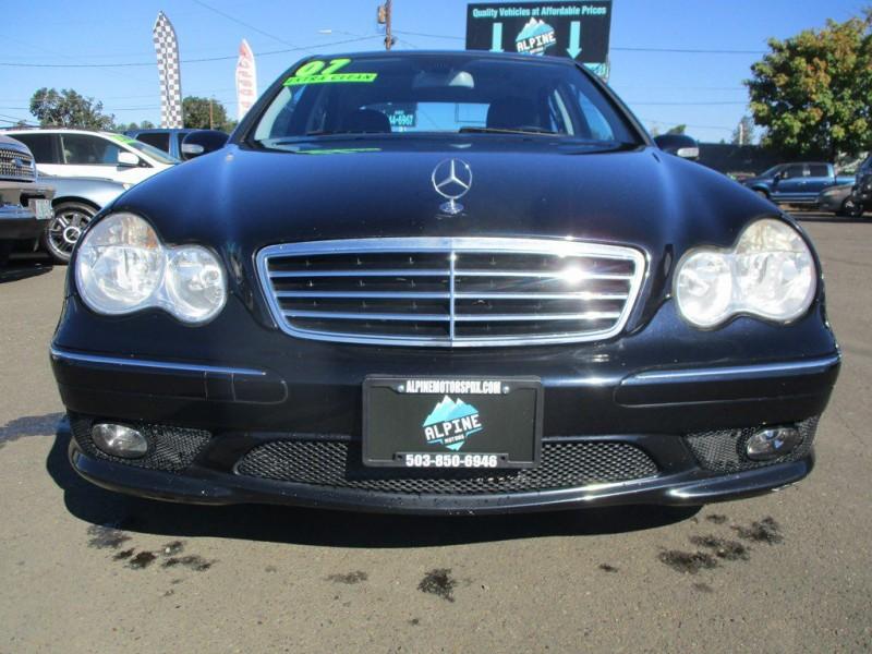 MERCEDES-BENZ C-CLASS 2007 price $8,999