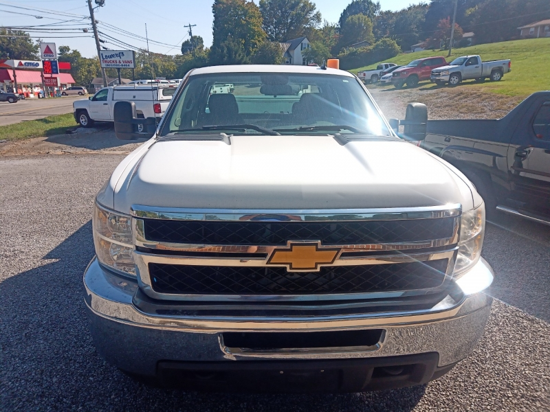 Chevrolet Silverado 2500HD 2013 price $16,500
