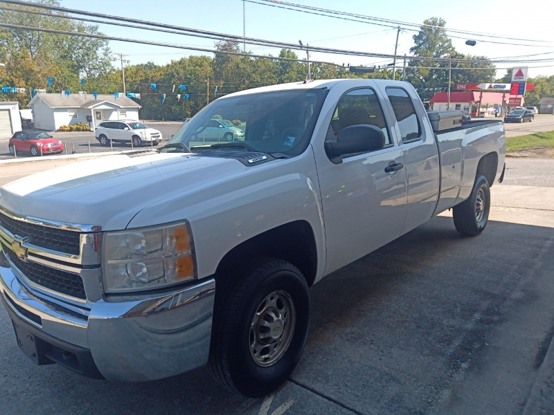 Chevrolet Silverado 2500HD 2007 price $6,995