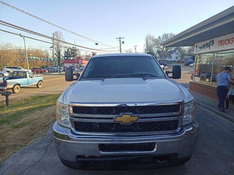 Chevrolet Silverado 2500HD 2014 price $16,900
