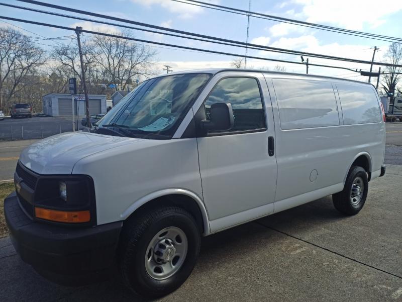Chevrolet Express Cargo Van 2017 price $0