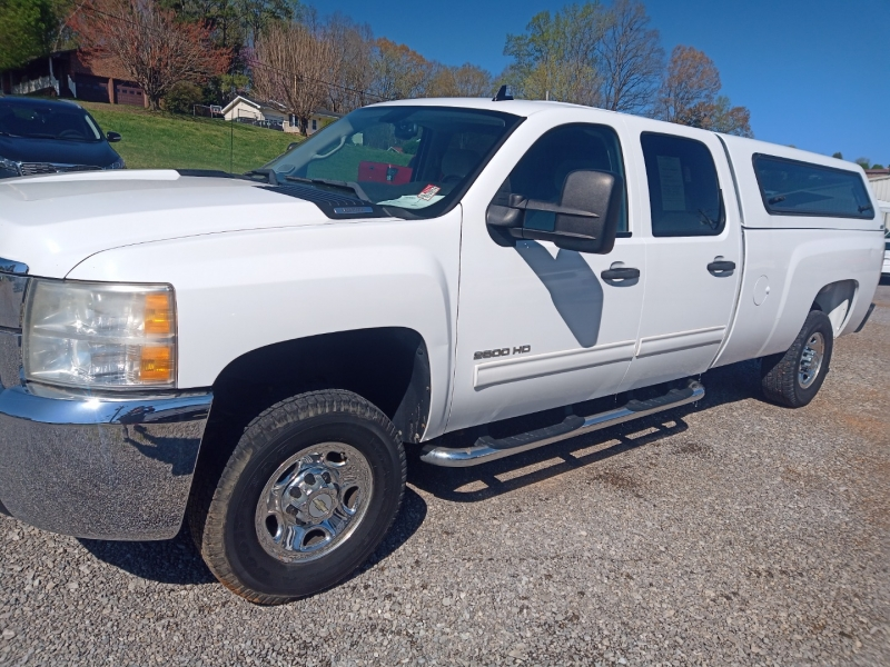 Chevrolet Silverado 2500HD 2010 price $15,900
