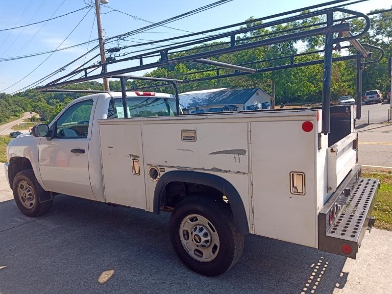 Chevrolet Silverado 2500HD 2014 price $22,900