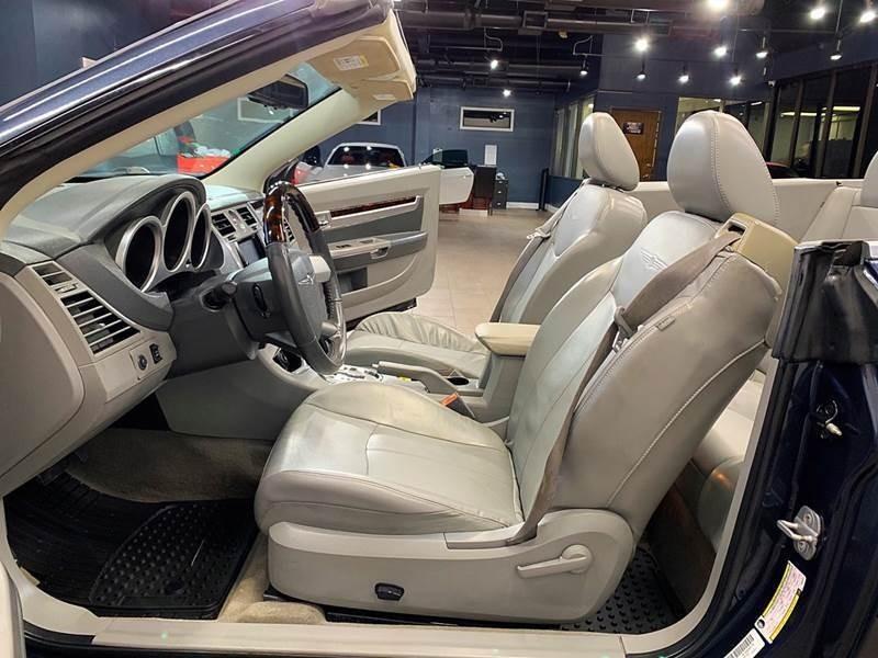 Chrysler Sebring 2008 price $6,495