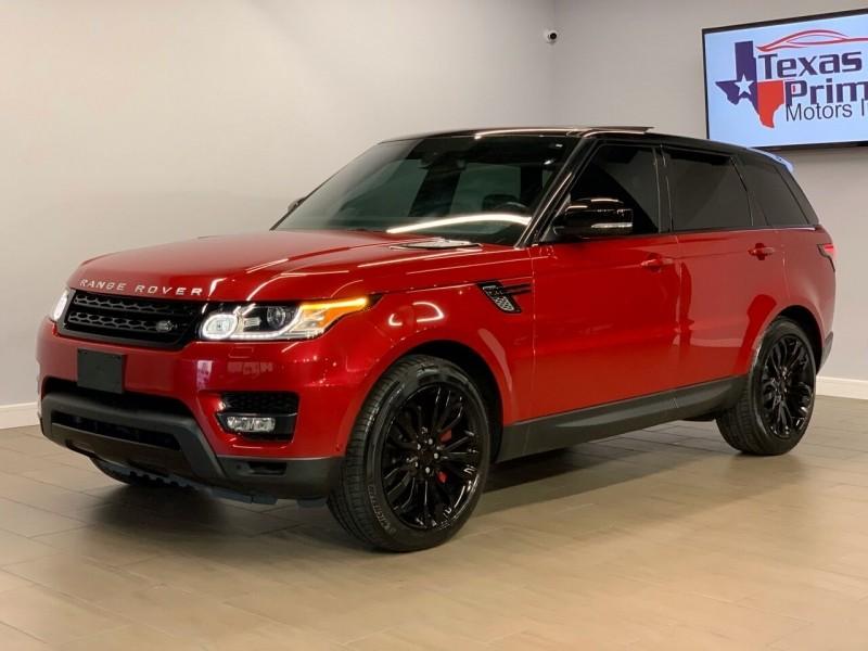 Land Rover Range Rover Sport 2015 price $41,995