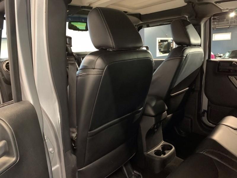 Jeep Wrangler Unlimited 2016 price $42,995