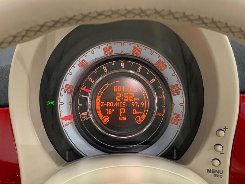FIAT 500c 2012 price $6,995