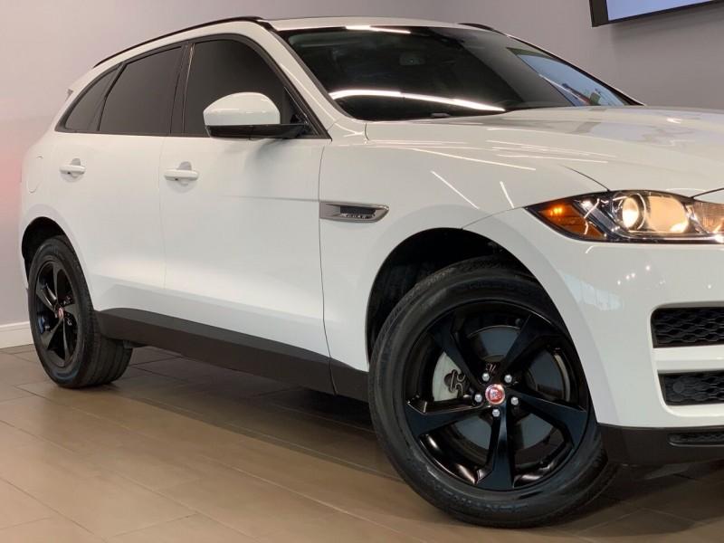 Jaguar F-PACE 2018 price $31,495
