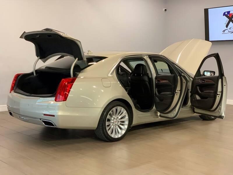Cadillac CTS 2014 price $17,495