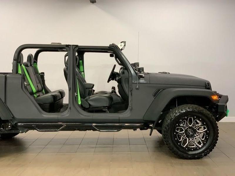 Jeep Gladiator 2020 price $59,995
