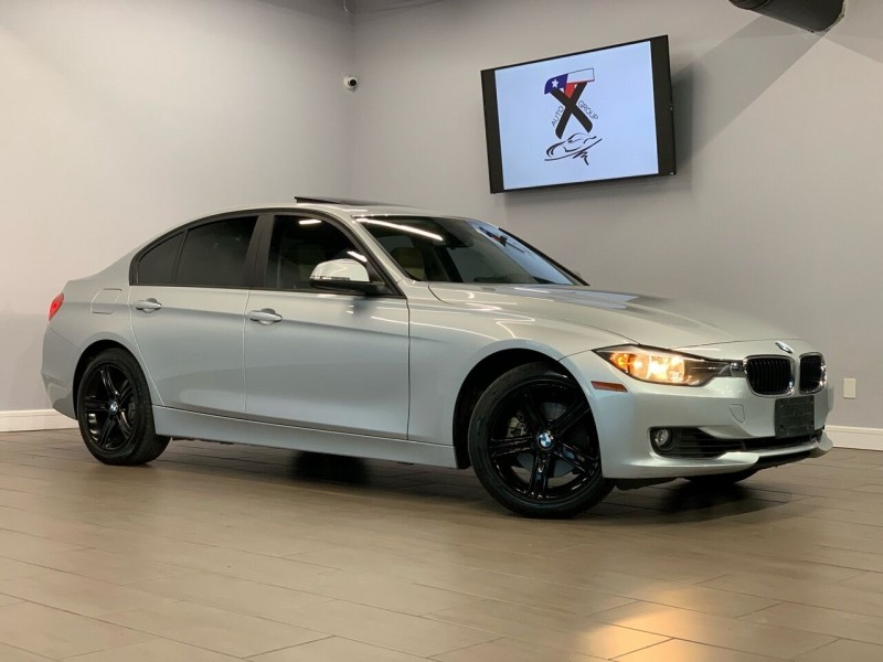 BMW 3 Series 2012 price $14,495
