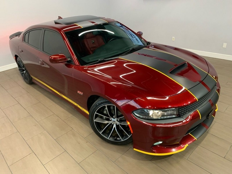 Dodge Charger 2018 price $43,995