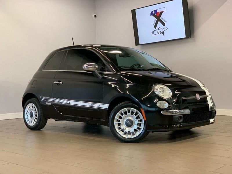 FIAT 500 2013 price $7,495
