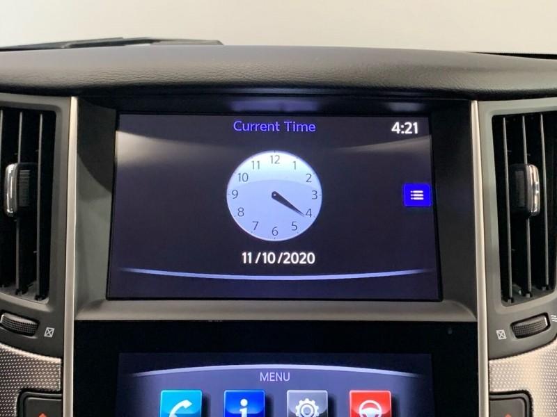 Infiniti Q50 2015 price $18,495