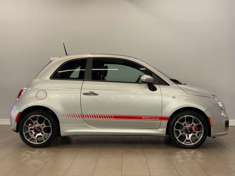 FIAT 500 2012 price $6,400