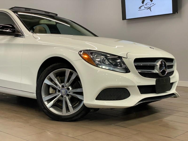 Mercedes-Benz C-Class 2015 price $23,800