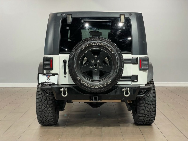 Jeep Wrangler Unlimited 2010 price