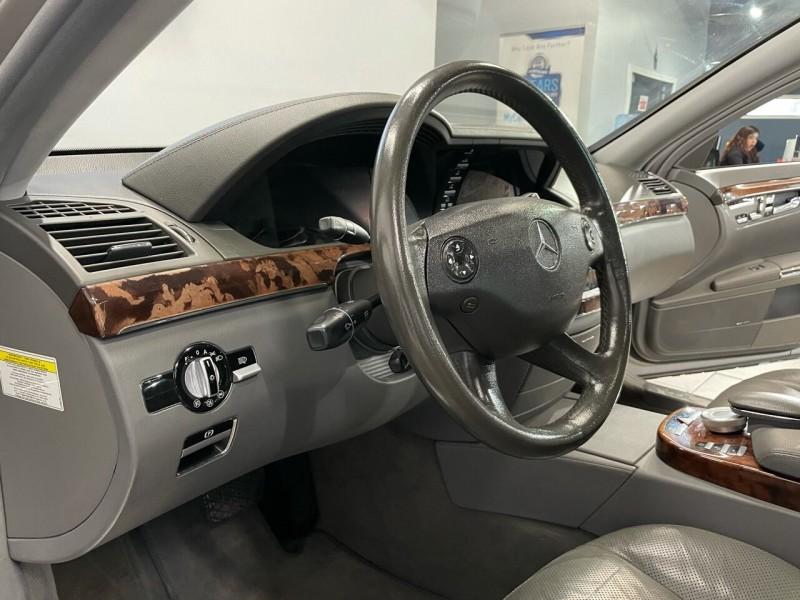Mercedes-Benz S-Class 2007 price $13,995