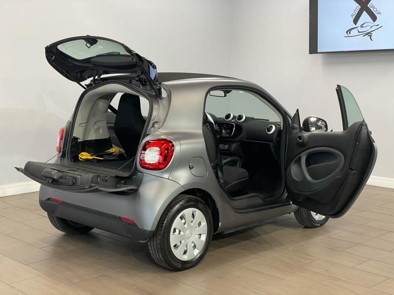 Smart EQ fortwo 2019 price $13,995