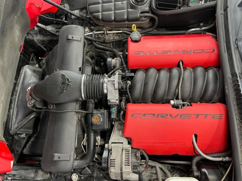 Chevrolet Corvette 2002 price $26,995